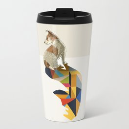Walking Shadow, Jack Russell Travel Mug