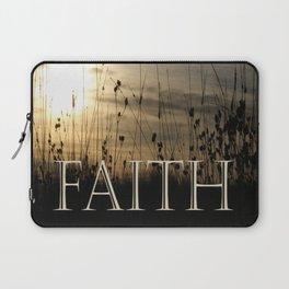 Faith Nature Laptop Sleeve