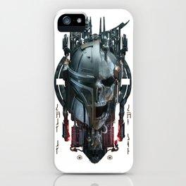 Mando - 3 iPhone Case