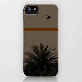 Palmtree iPhone Case