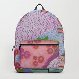 Flower Burst Backpack