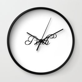 Perth Wall Clock