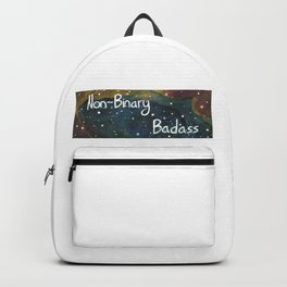 Enby Badass Backpack