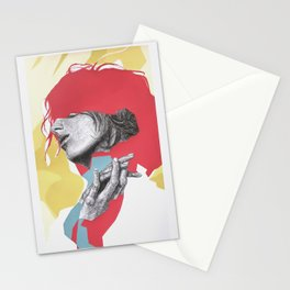 Berlin on Fire Stationery Cards