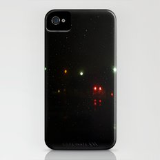 Night Lights iPhone (4, 4s) Slim Case