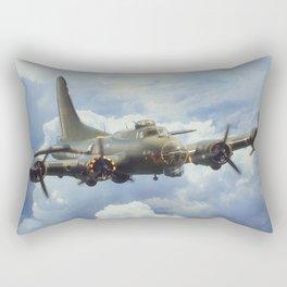 B17 Flying Fortress Rectangular Pillow
