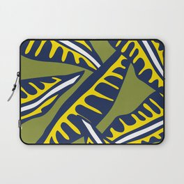DR Topical Leaves Laptop Sleeve