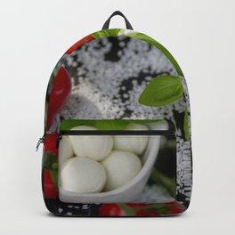 Italian appetizer Backpack