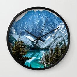 The Enchantments Wall Clock