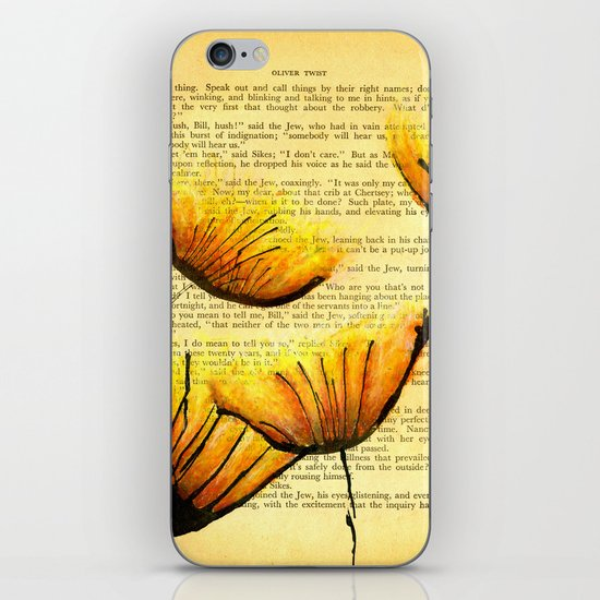 And They Just Swayed In The Wind iPhone & iPod Skin