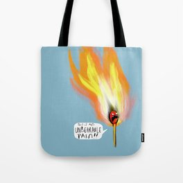 Life Gives You Lemons, and a Combustible Head Tote Bag