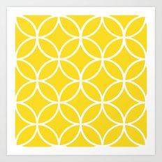 Pattern 2B Art Print