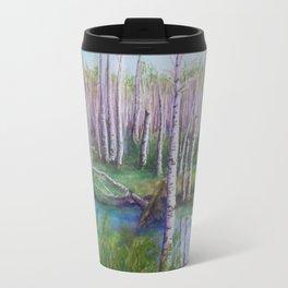 Crossing the Swamp WC151101-12 Travel Mug