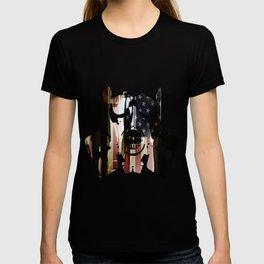 Casting Long Shadows T-shirt