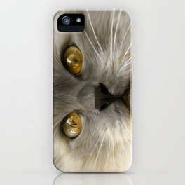 """""""Cute Kitty (Love cats)"""" iPhone Case"""