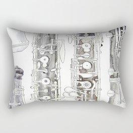 Hautbois Rectangular Pillow