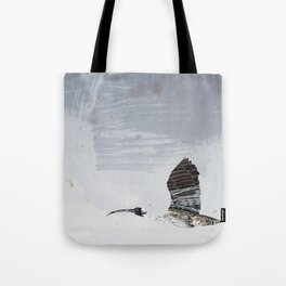 Ibis, Abyss Tote Bag