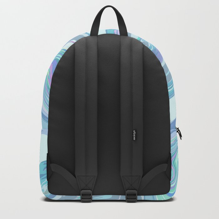 LIGHT BLUE MIX Backpack