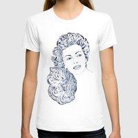 lana T-shirts featuring Lana by Rabassa