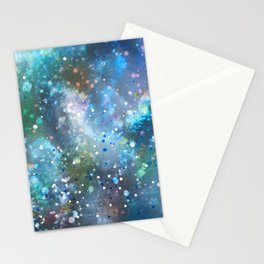 Casting Wishes/First Snowfall Stationery Cards