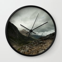 Mout Edith Cavell Wall Clock