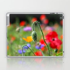 wild poppies Laptop & iPad Skin