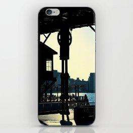 Long Island Pier iPhone Skin