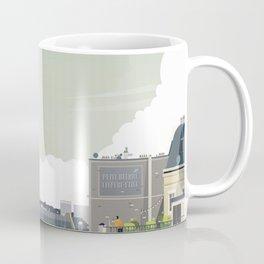 Alone In Paris - Paris s'éveille (Paris wake up) Coffee Mug