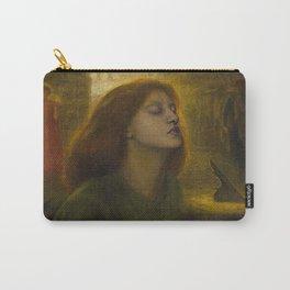 Dante Gabriel Rossetti - Beata Beatrix Carry-All Pouch