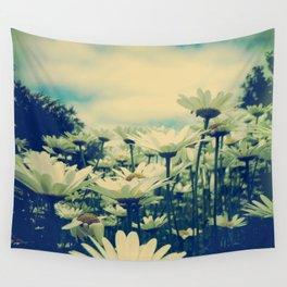 Daisy Love Wall Tapestry
