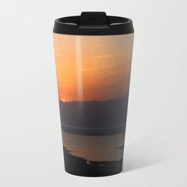 Masada Sunrise Travel Mug