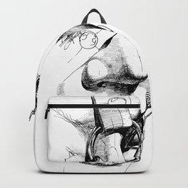 Ball Gagged Backpack