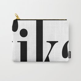 Fika Carry-All Pouch