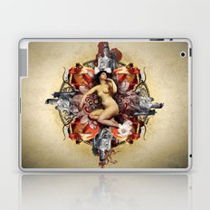 Kaleidoscope Woman Laptop & iPad Skin
