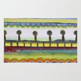 The Seaside Promenade Rug