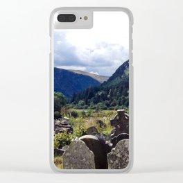 Glendalough, Ireland Clear iPhone Case
