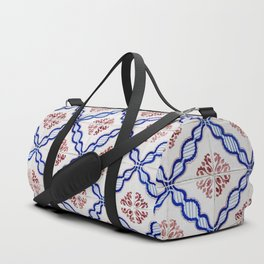 Portuguese Tiles 4 Duffle Bag
