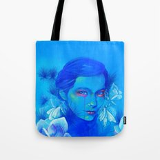 All Is Full of Love (Luna Moths) Tote Bag