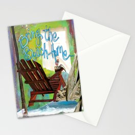 Beach Home Stationery Cards