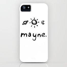 Space Bound iPhone Case