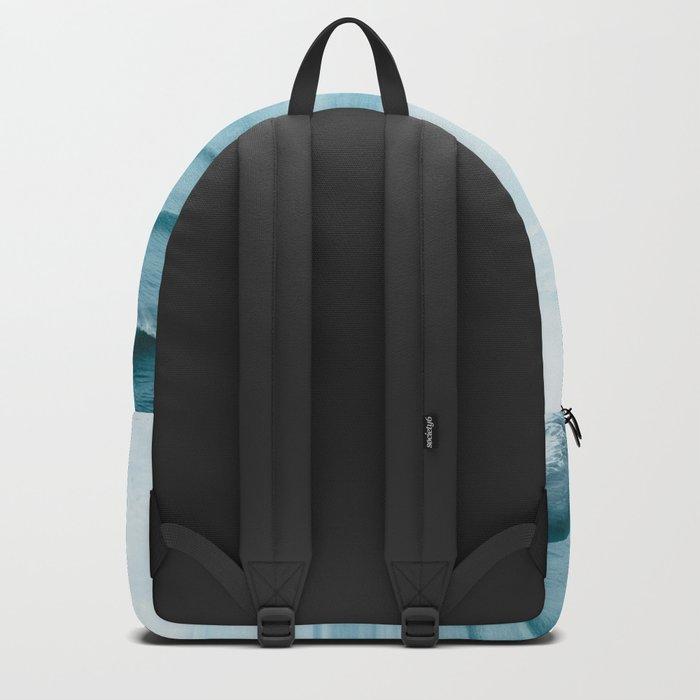 Pretty Waves Backpack