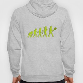 Evolution of Tennis Species Hoody