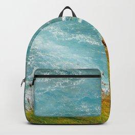 Irish sea Backpack