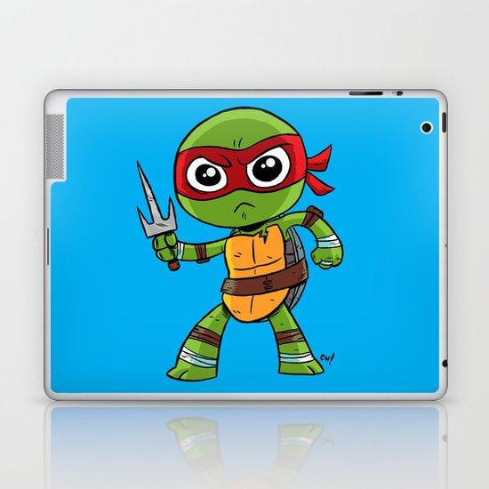 TMNT Raphael Laptop & iPad Skin