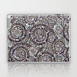 Year of the Snake mosaic Laptop & iPad Skin