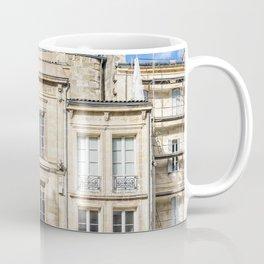 Old building in  Bordeaux Coffee Mug