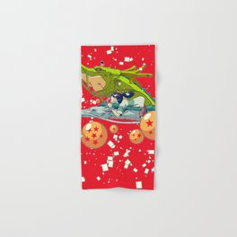 Dragons Hand & Bath Towel