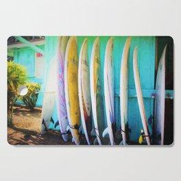 surfboards Cutting Board