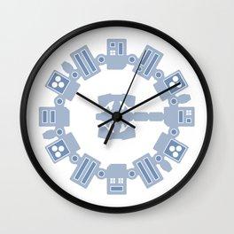E N D U R A N C E Wall Clock