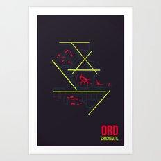 ORD Art Print